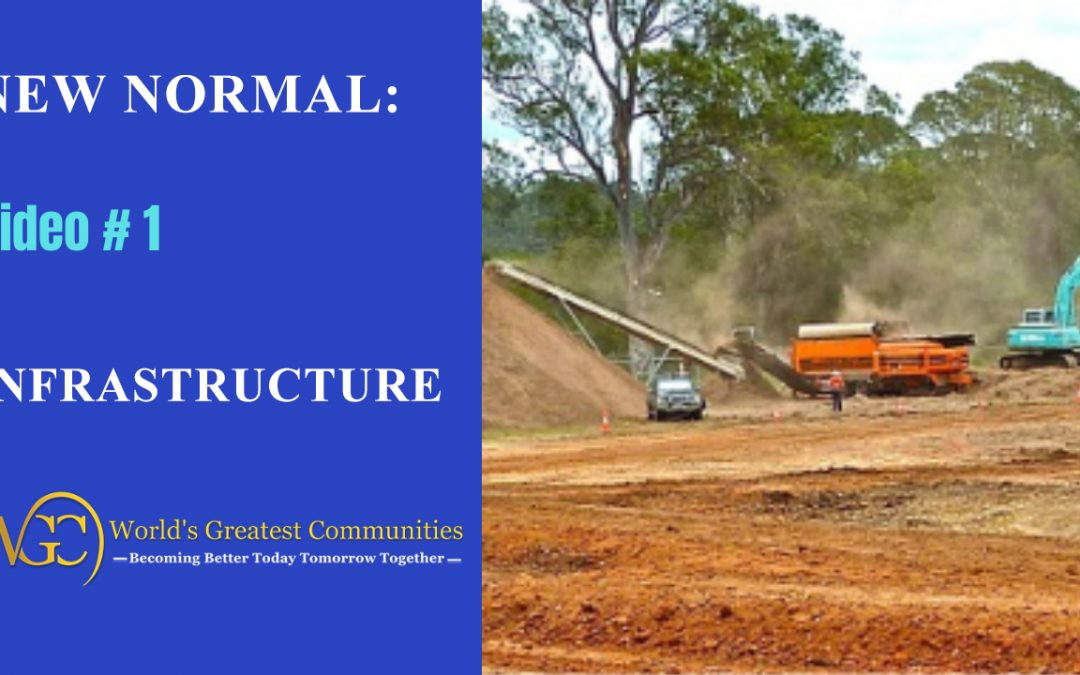 What is Infrastructure and How Does it Serve Us Today.